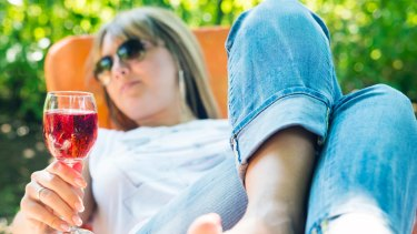 Breast cancer survivors have been warned about their wine intake.