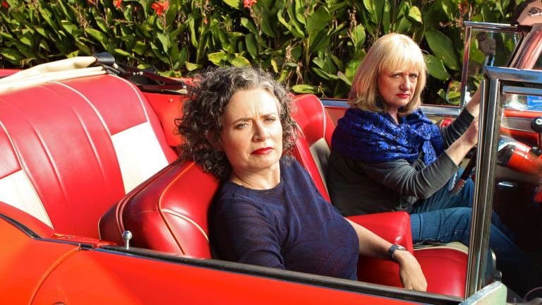 Comedians Judith Lucy and Denise Scott will star in Disappointments at the Brisbane Powerhouse in July.