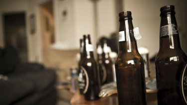 Diplomats are being investigated over an alleged black market trade in alcohol and tobacco.