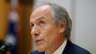 Chief Scientist Alan Finkel: battle lines are drawn over his review of national energy policy.
