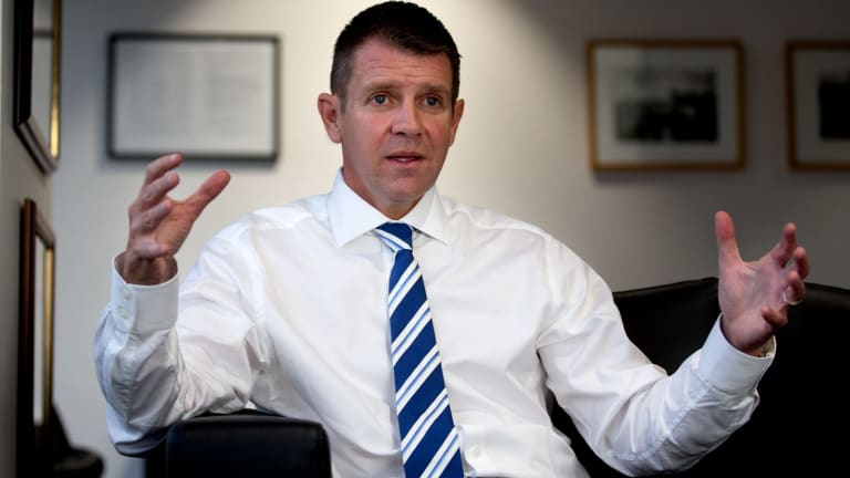 Premier Mike Baird will be launching his election campaign today.