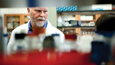 Maverick scientist Craig Venter.