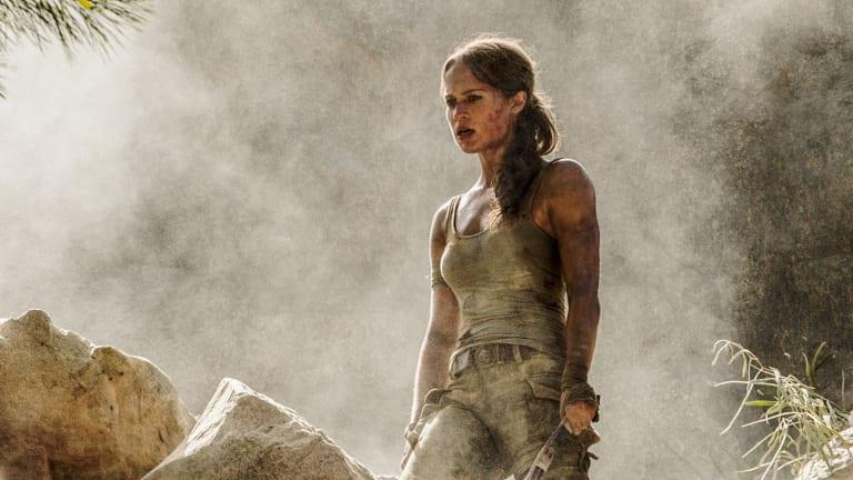Swedish actress Alicia Vikander has redefined the role of Lara Croft.