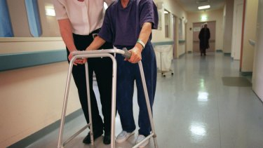 The aged care sector is expected to need one million workers by 2050.