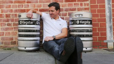 Kegstar CEO Adam Trippe-Smith will continue to manage the Kegstar business as a stand-alone entity within Brambles.