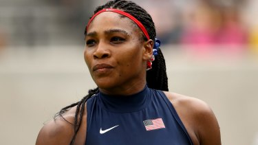 Advice: Serena Williams