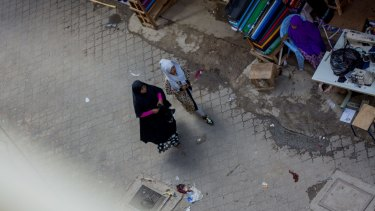 """""""Eventually, an attack like this touches all of us"""": Somali women living in the Nairobi suburb of Eastleigh, dubbed """"Little Mogadishu""""."""