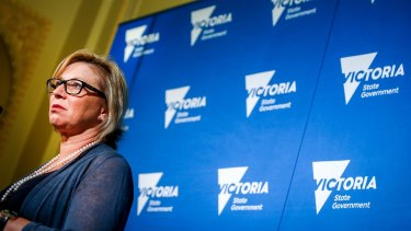 Campaigning for change: Rosie Batty has been at the forefront of educating the community about family violence.