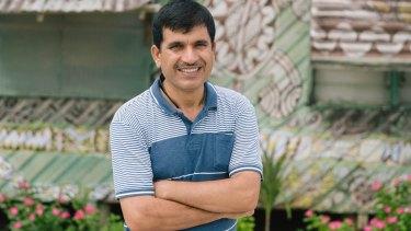 Ali Muhammad, 42, Pakistan.