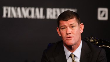 """James Packer: """"You can't be in the gaming industry and not have a special reverence for Las Vegas – that's where it all began."""""""