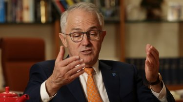 Prime Minister Malcolm Turnbull is currently in New York.