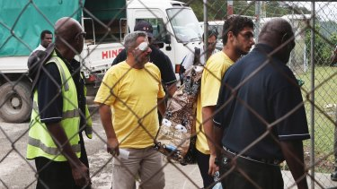 Industry super fund HESTA has expressed serious concerns about human rights issues on Manus Island.
