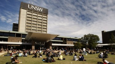 The University of NSW has disciplined two students after completing its investigation into an incident involving students singing an offensive chant on a bus.