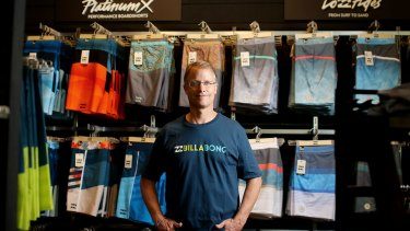 Billabong chief executive Neil Fiske is more interested in fixing the business than spruiking the turnaround story to investors.