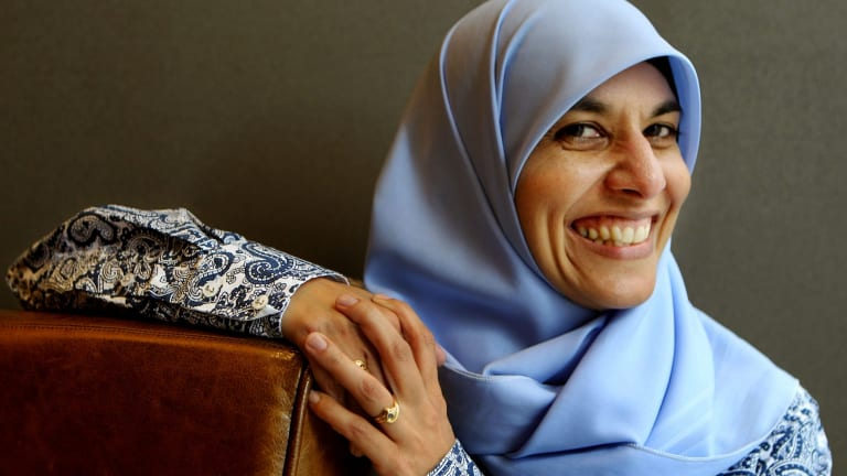 Malek Fahd board member Miriam Silva, pictured in 2011.