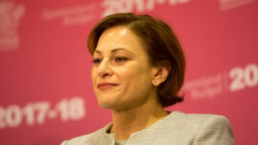 Deputy Premier Jackie Trad says Queensland could have zero net emissions by 2050.