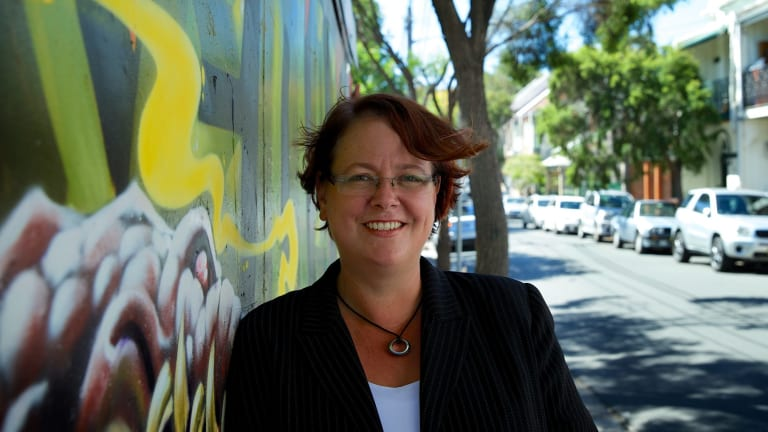 """A zone """"will protect the safety, wellbeing and privacy of women seeking terminations in NSW,"""" says Penny Sharpe."""