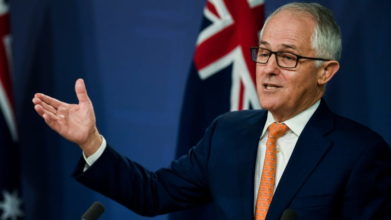 Malcom Turnbull announced the review to quell disquiet in the Coalition about religious freedoms.
