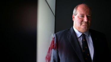 CBA whistleblower Jeff Morris.