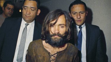 Charles Manson, pictured in 1969, died in November aged 83.
