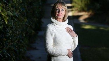 Sue King had her identity stolen.