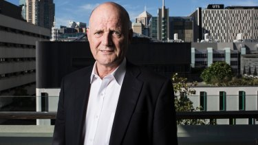 Senator David Leyonhjelm joined a panel entitled The Right to Shoot.
