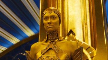 Australia's Elizabeth Debicki in <i>Guardians Of The Galaxy Vol. 2</i>.