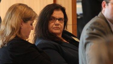 National Tertiary Education Union president Jeannie Rae.