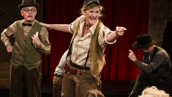 Calamity Jane review: Queen of the wild frontier is still riding high