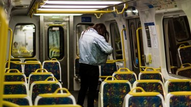 Late-night travellers are 'voting with their feet', Premier Daniel Andrews says.