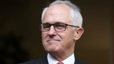Mr Turnbull had a tense first phone call with President Trump.