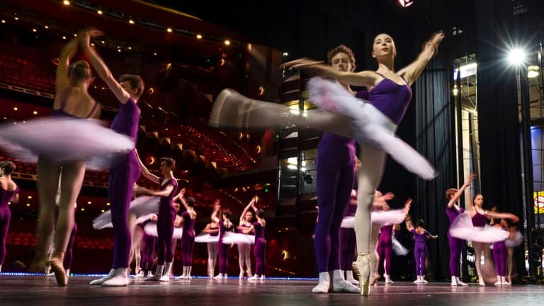Classical and contemporary works will feature in the Australian Ballet School's end-of-year performance.