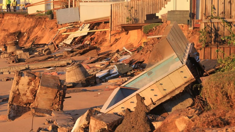 The bill for the destruction from the storms will top $100 million, but the human cost is likely to be more.