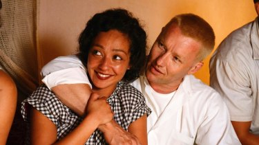 Ruth Negga and Joel Edgerton as Mildred and Richard, who in the 1950s fought for the right to be married and live in their home town in Virginia.