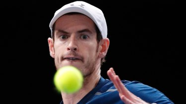 Andy Murray will take over as world No 1.