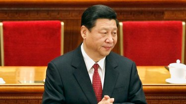 China's President Xi Jinping in Beijing last year.