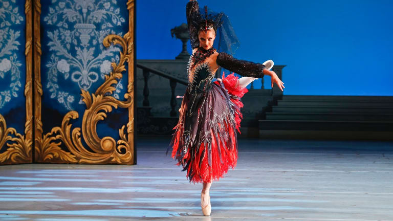 The production is a clever way to introduce children to the ballet world.