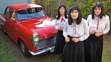 The Kransky Sisters. Expect an eclectic songbook in A Very Kransky Christmas.