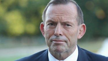 Closing a loophole: Prime Minister Tony Abbott.