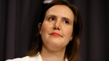 Kelly O'Dwyer is putting pressure on Labor over pairs.