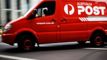 Australia Post is set to trial early evening deliveries of parcels.