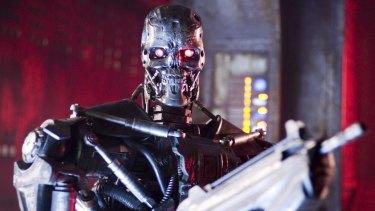 An Arnold Schwarzenegger-style Terminator destroying humanity is an extreme scenario.