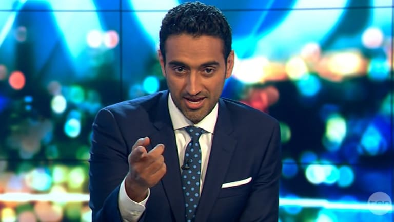 Waleed Aly, co-host of <i>The Project</i>, has added a new dimension to the program with his editorials.