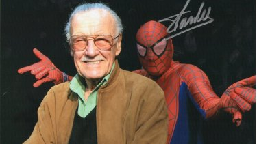 Marvel's Stan Lee has been accused of sexual harassment.
