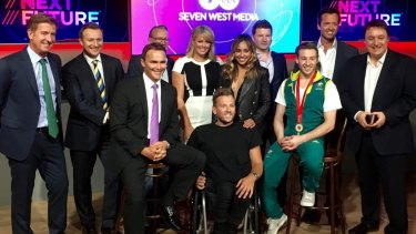 Channel Seven unveils its 2016 programs and sporting highlights.