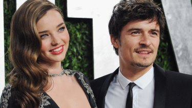 Miranda Kerr dished out some advice on depression following her split from Orlando Bloom.