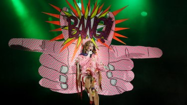 Taylor Mac's A 24-Decade History of Popular Music was a marathon of glorious music and outrageous drag glamour.