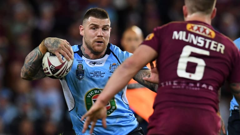 Heading south: State of Origin is going to Adelaide in 2020.
