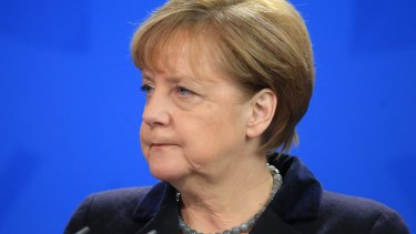 """German Chancellor Angela Merkel says the prospect of women being """"defenceless"""" is """"personally unbearable""""."""