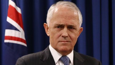 Prime Minister Malcolm Turnbull described himself as a feminist.